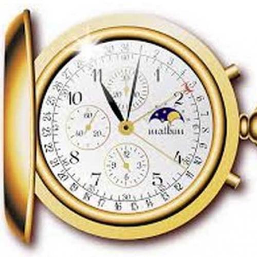 Определение времени рождения. Временные поправки. Урок 7